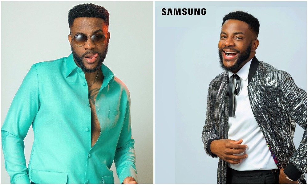 Media Personality Ebuka bags multi-million naira ambassadorial deal with Samsung